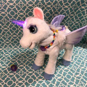 FurReal StarLily Magical Unicorn Interactive Pet